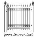 poort Sparrendael 1