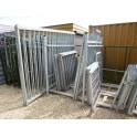 Gebruikte en overjarige poorten en hekwerken