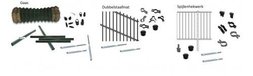 Complete hekwerkpakketten
