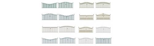 Metalen poorten